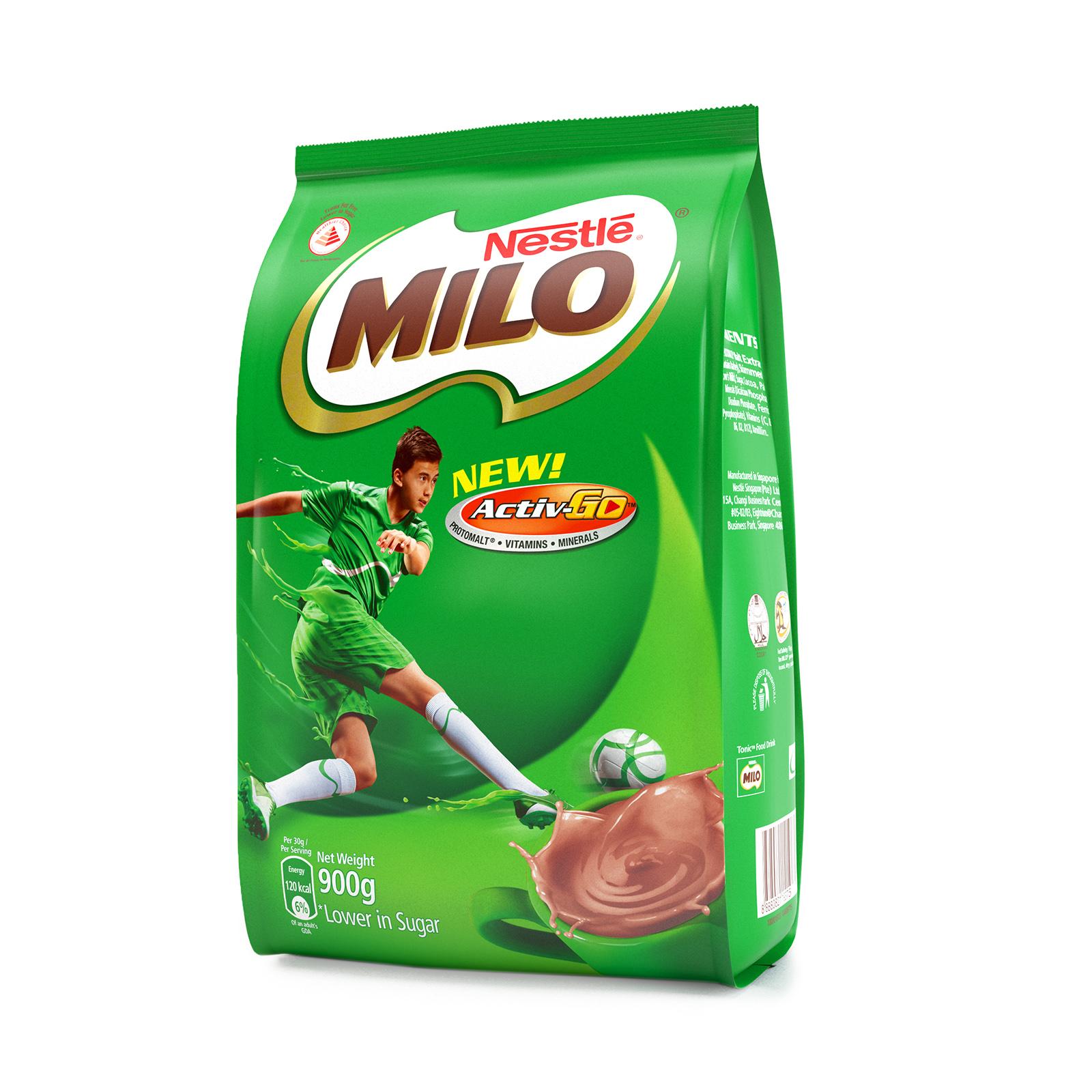 Milo Refill Pack