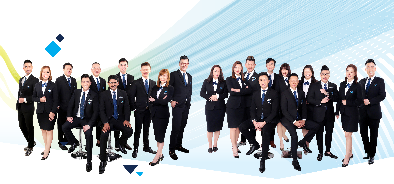 PropNex Realty consultants