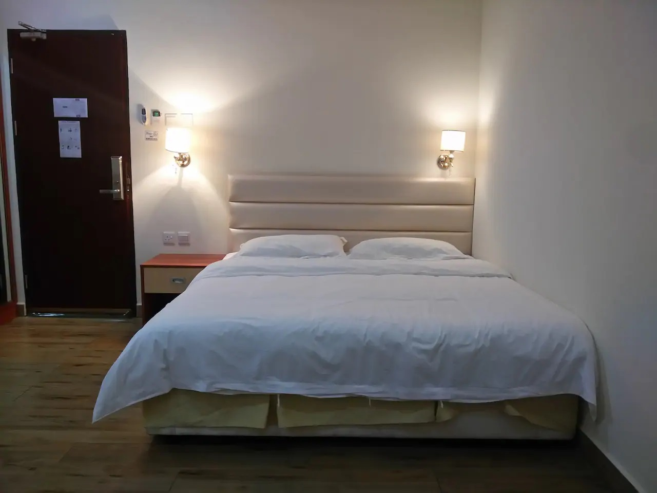 Room at The Maison Hotel And Serviced Apartments