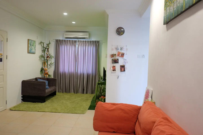 Spacious apartment at Berangan