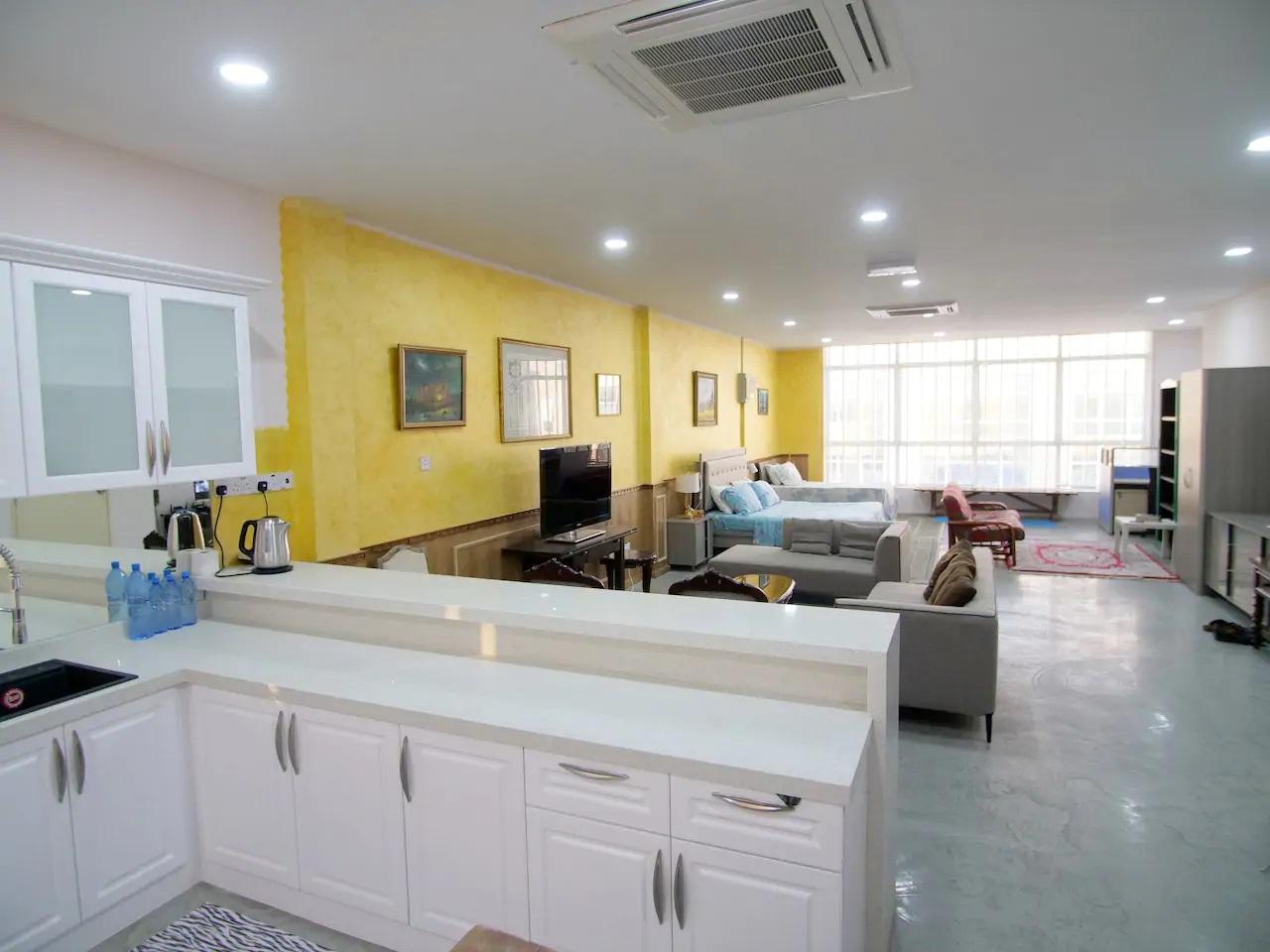 Studio flat close to Gadong Night Market