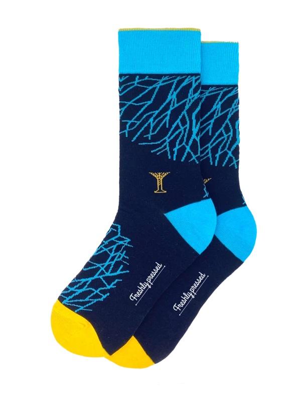 Supertree socks