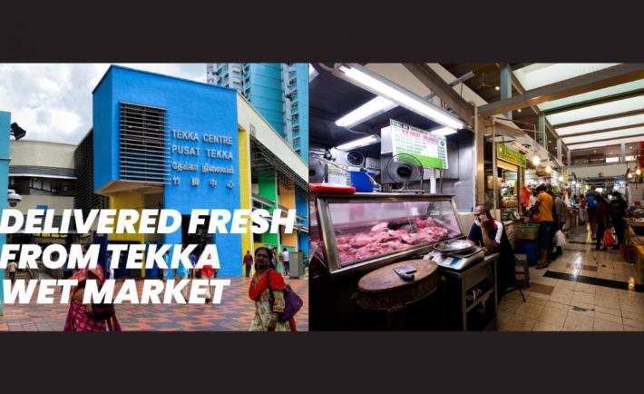 TADA Fresh Market Banner