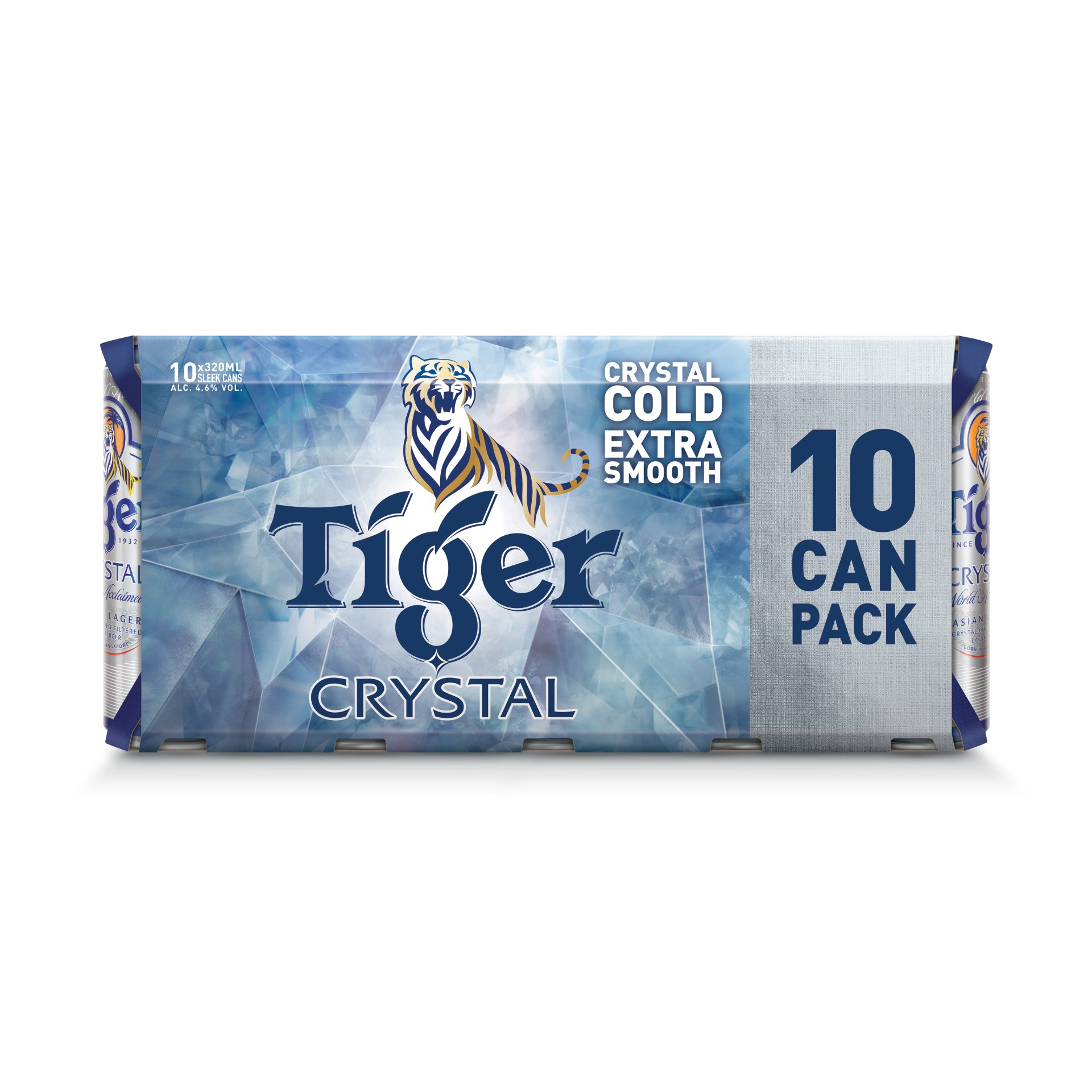TIGER crystal can