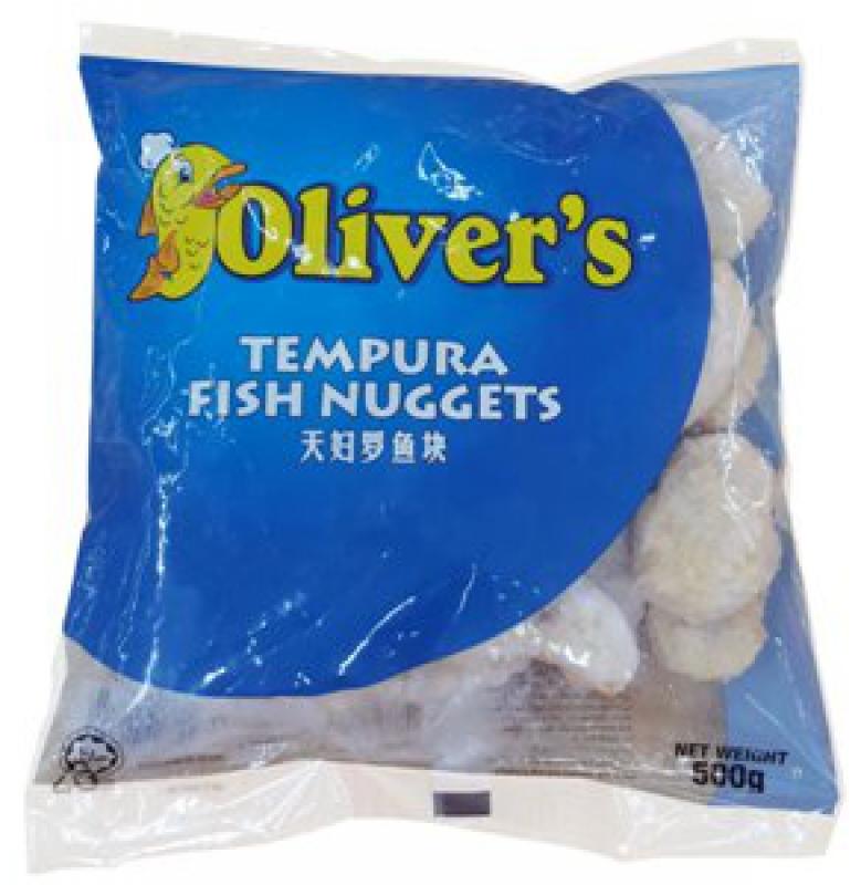 Tempura Fish Nuggets 500g