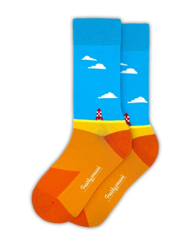 Tintin socks