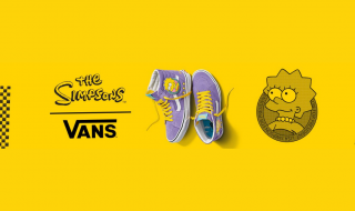Vans x Simpsons Collection