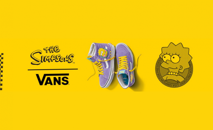 Vans x Simpsons Collection