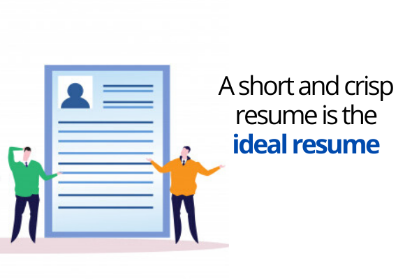 What to leave out in your resume