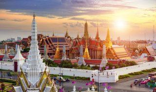 Bangkok scenery