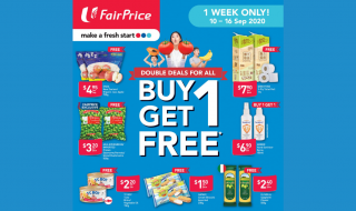 FairPrice Weekly Deals 10 September