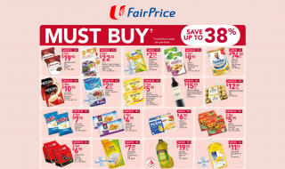 FairPrice Weekly Deals 17 September