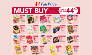 FairPrice Weekly Deals 24 September