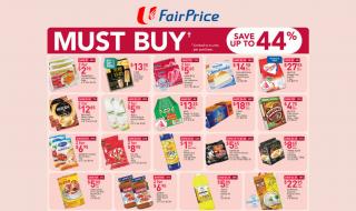 FairPrice Weekly Deals 24 September