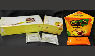 Food products with slimming effects banned