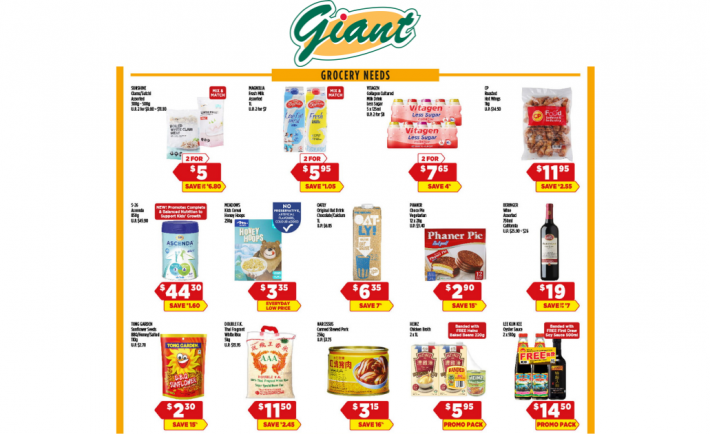 Giant Weekly Deals 10 September featured
