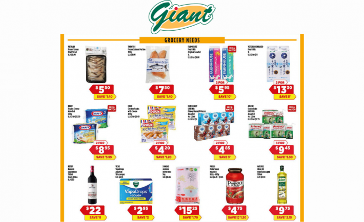 Giant Weekly Deals 17 September