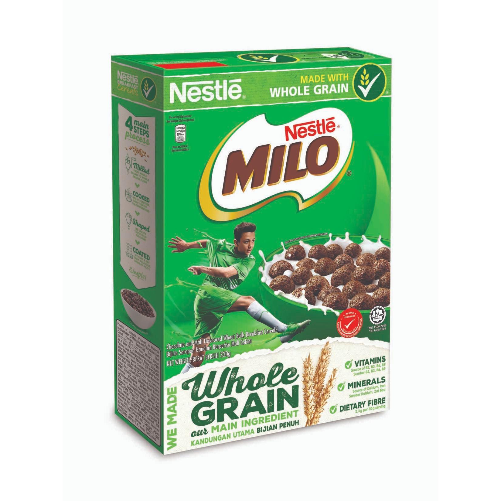 Milo Breakfast Cereal