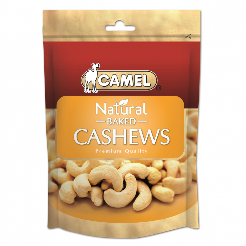 Natural Baked Cashew Nuts 400g