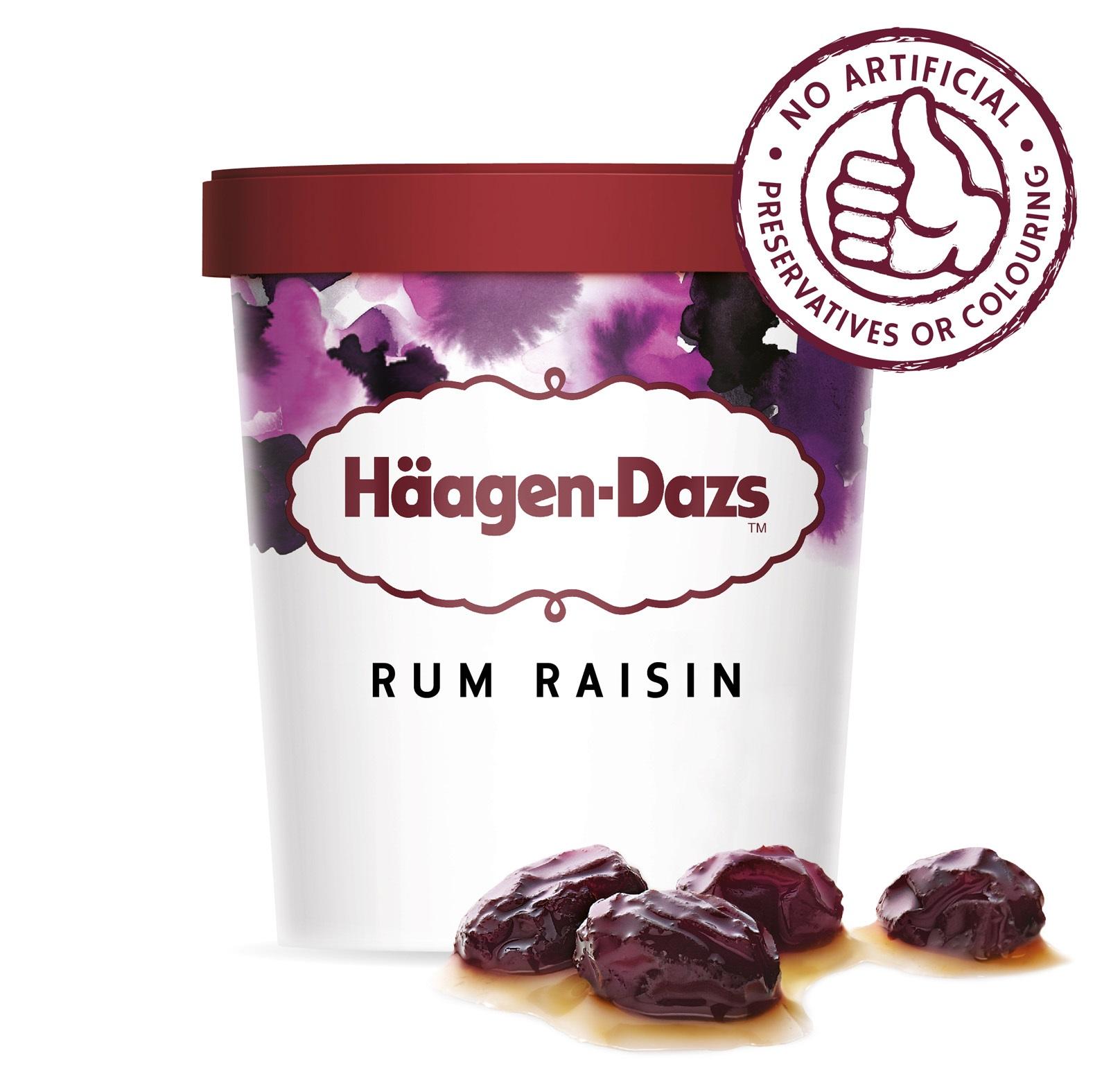 Rum & Raisin Pint