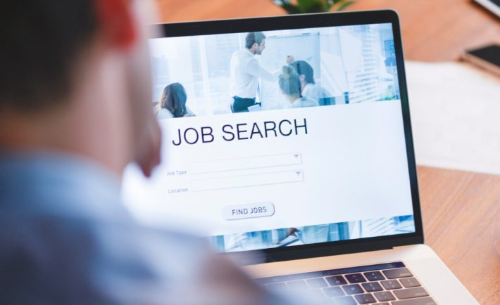 job search website
