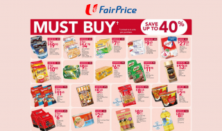 FairPrice Weekly Deals 15 October