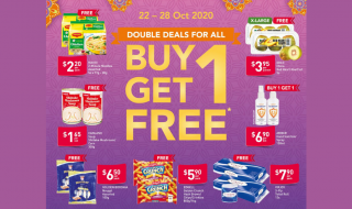 FairPrice Weekly Deals 22 October