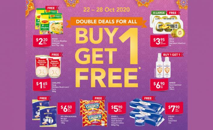FairPrice Weekly Deals 22 October