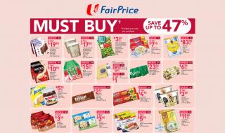 FairPrice Weekly Deals 8 October