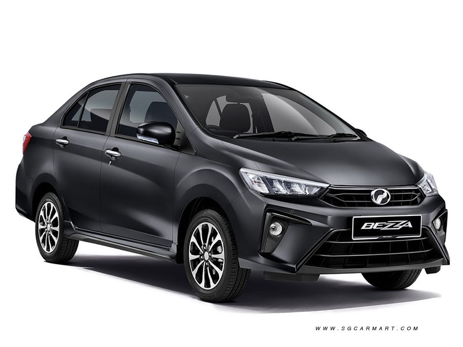 Perodua Bezza 1.3 Premium X (A)