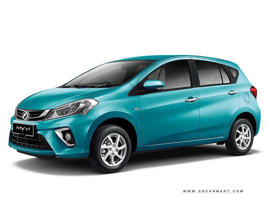 Perodua Myvi 1.3X (A)