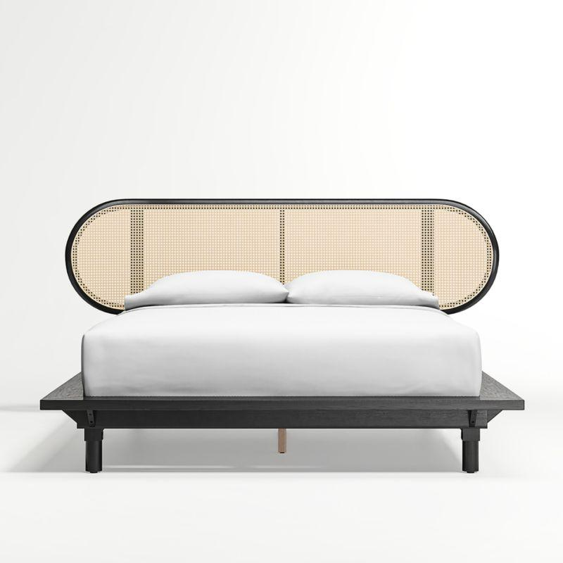 Anaise Cane Queen Bed