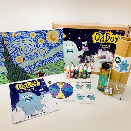 DaBox - Starry Edition (Advanced)