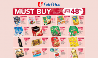 FairPrice Weekly Deals 19 November