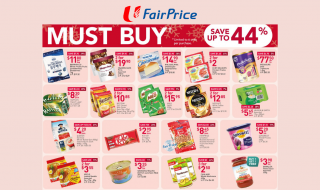 FairPrice Weekly Deals 26 November