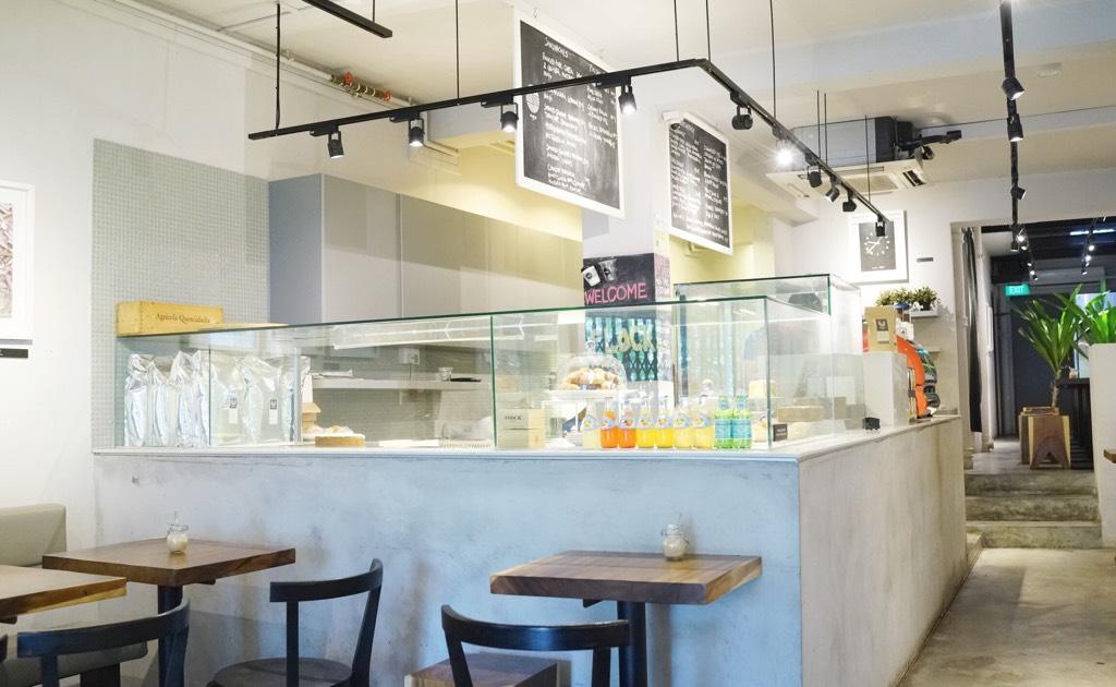 Flock Cafe at Tiong Bahru
