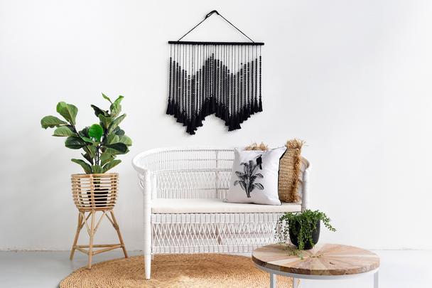 Malawi Sofa - White