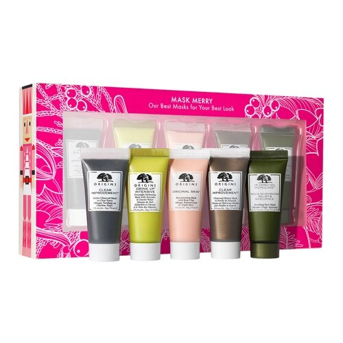ORIGINS Mask Merry Skincare Set (Limited Edition)