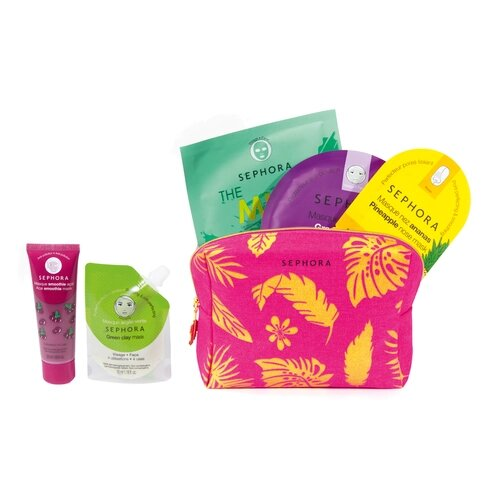 SEPHORA COLLECTION Wild Wishes Tropical Skincare Set