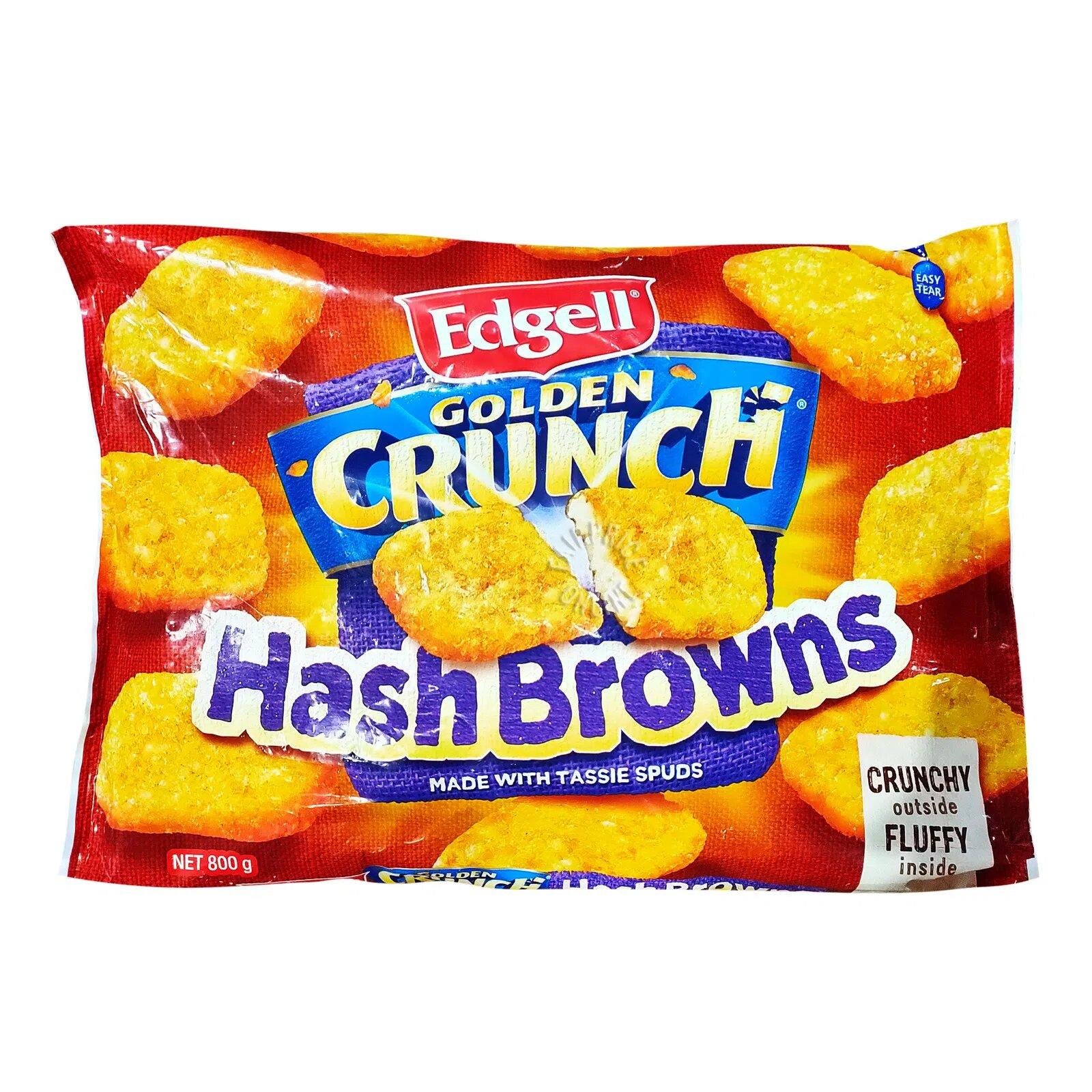 Edgell Golden Crunch Hash Browns