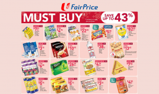 FairPrice Weekly Deals 3 December 2020