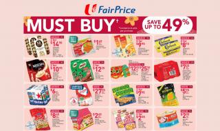 FairPrice Weekly Deals 31 December 2020