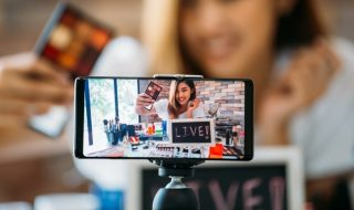 live streaming gaining popularity