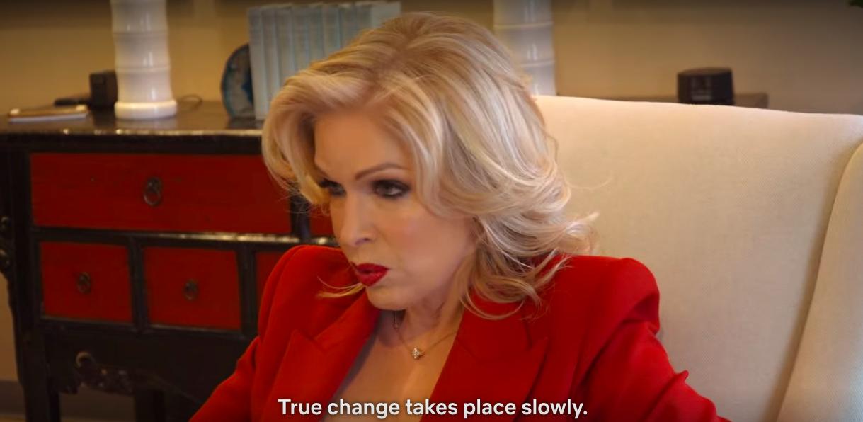True change takes time