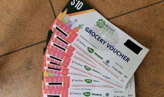 Budget 2020 grocery vouchers