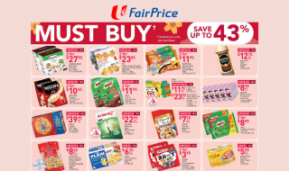 FairPrice Weekly Deals 14 January 2021