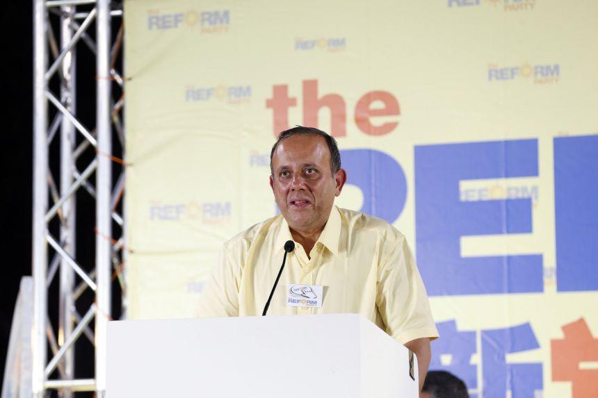 Kenneth Jeyaretnam