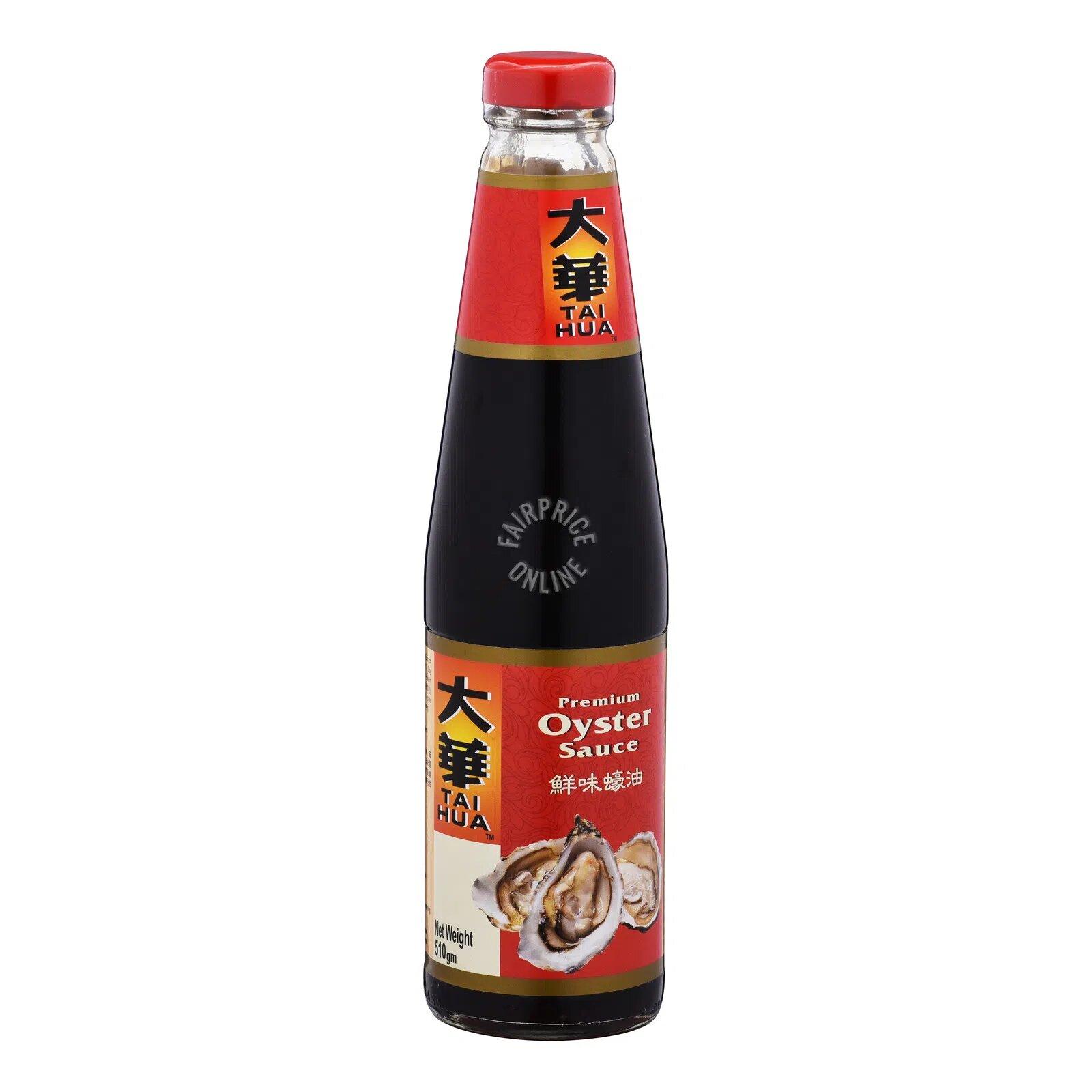 Tai Hua Premium Oyster Sauce