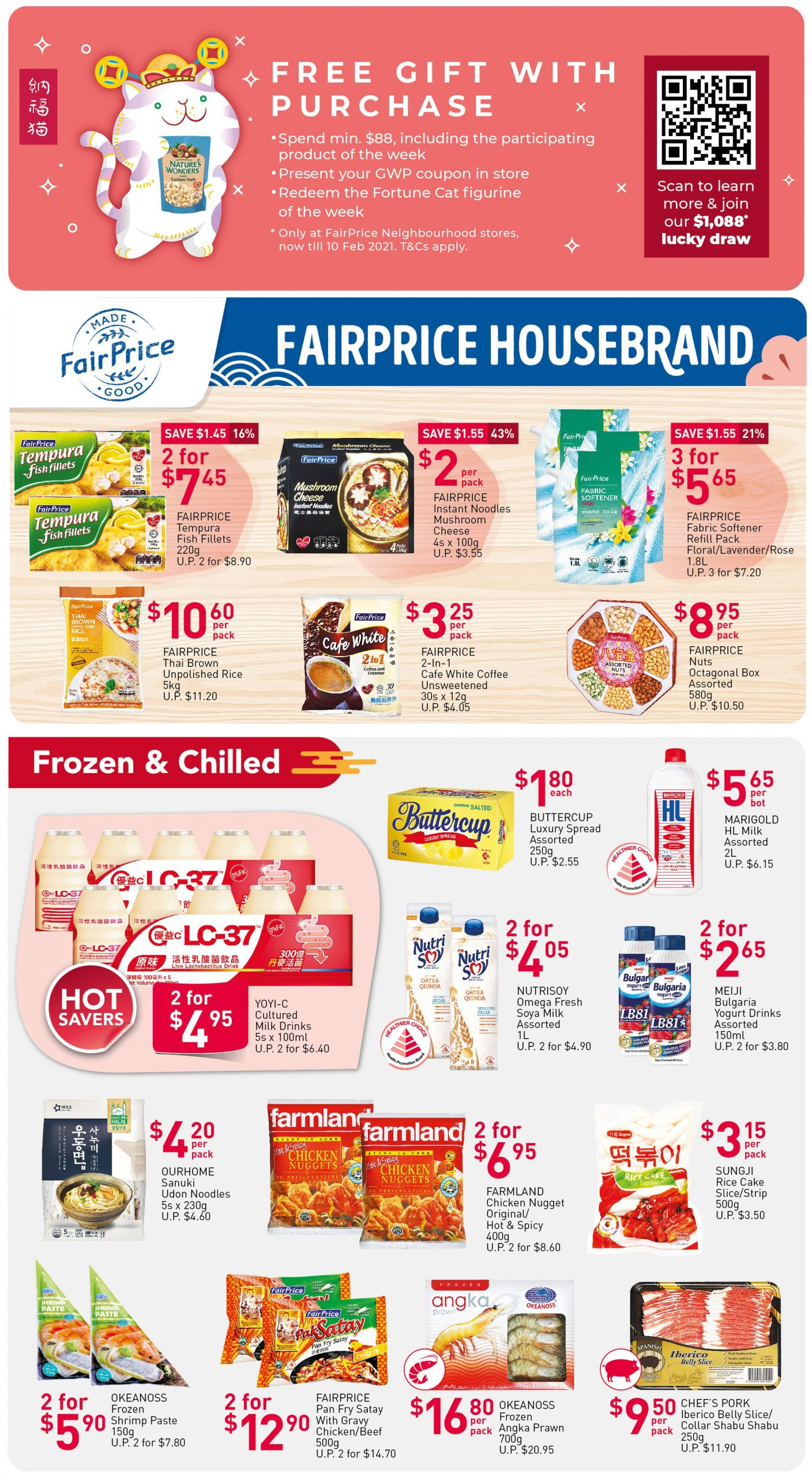 FairPrice's weekly saver deals till 10 February 2021 (part 2)