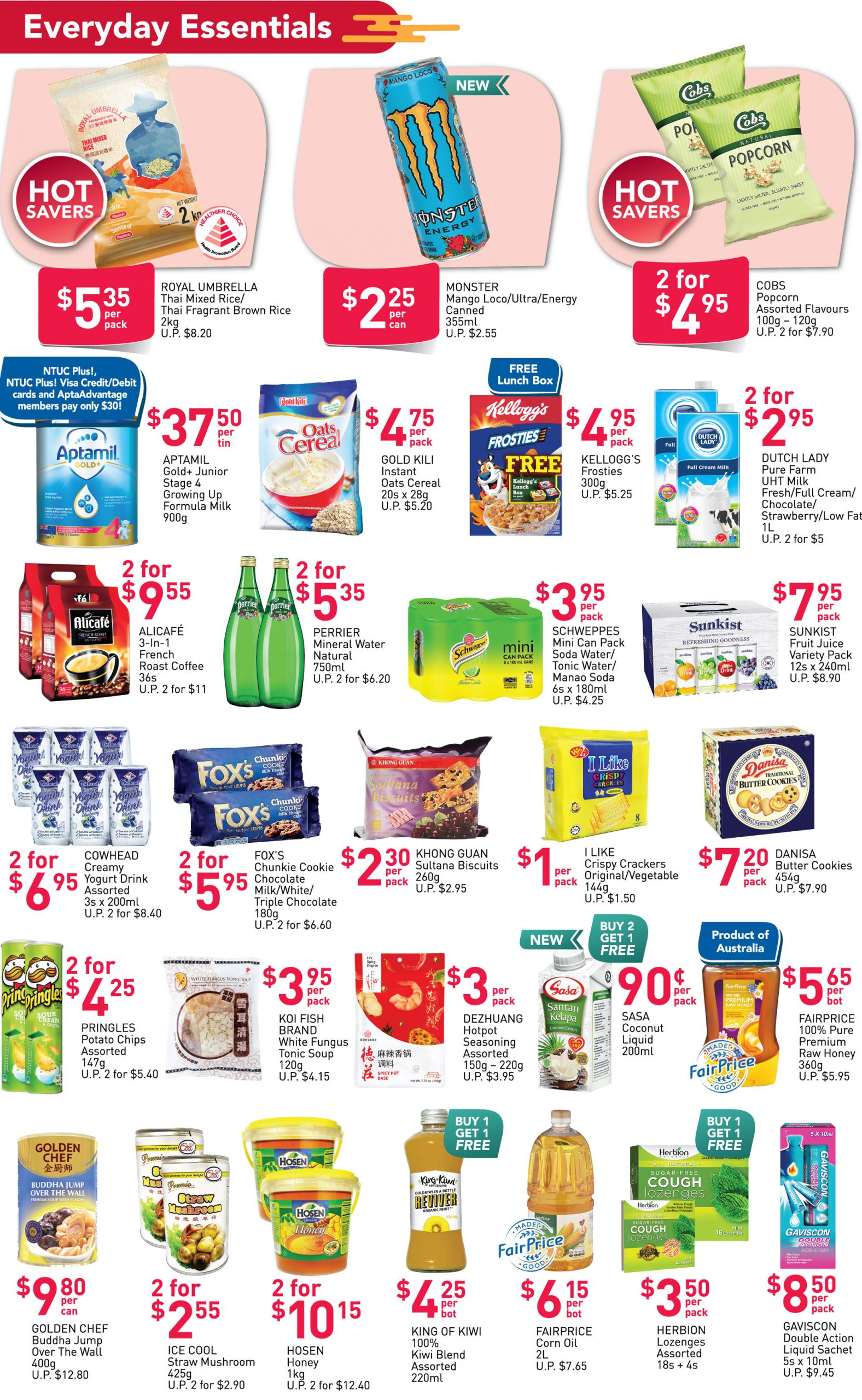 FairPrice's weekly saver deals till 24 February 2021 (1)